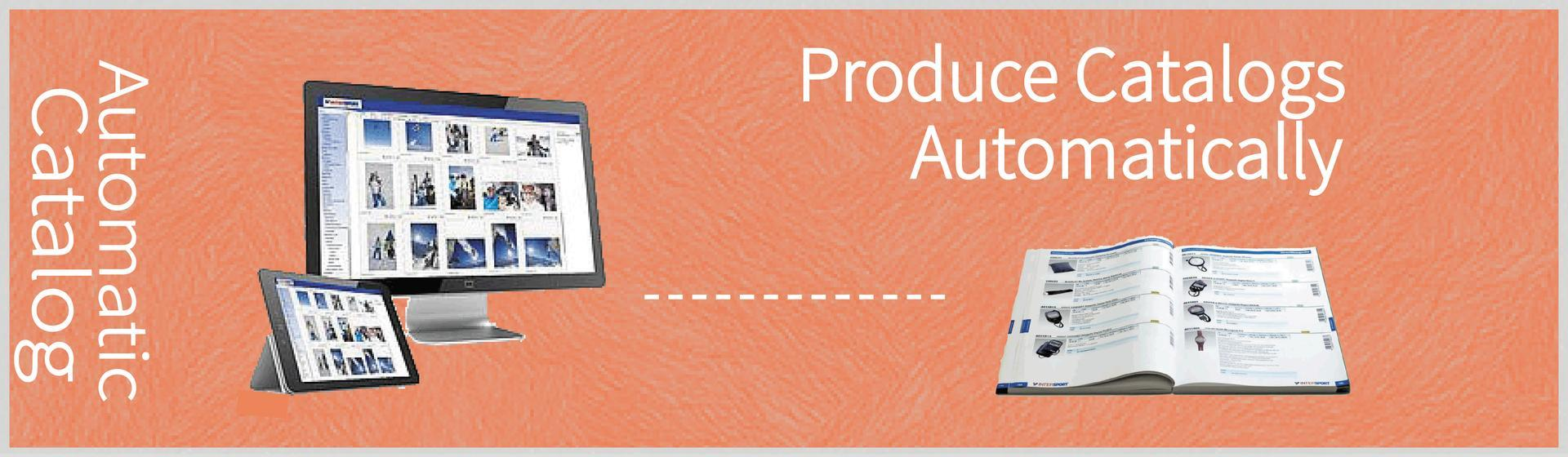 Automatic Catalogue Production